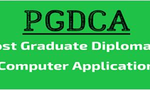 Post Graduate Diploma – (PGDCA) in Indore