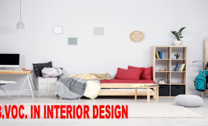 B.VOC. IN INTERIOR DESIGN in Indore