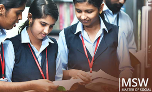 Master in Social Work –( MSW) in Indore