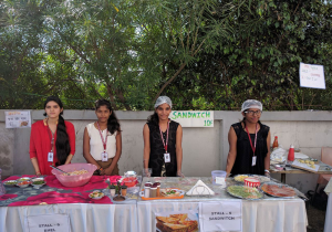 FoodFood Stalls by Students